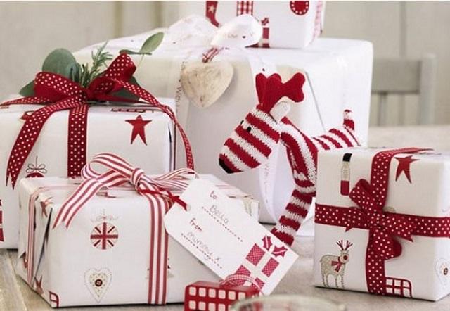 Как упаковать подарок своими руками к новому году